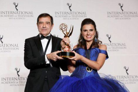 Ouro Verde Emmy Novela Ouro Verde Da Tvi Vence Emmy Award