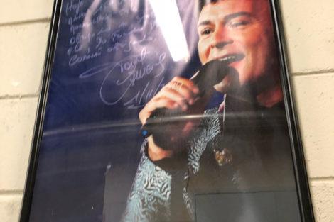 tony carreira mickael david sara 3 Tony Carreira e os três filhos em palco pela primeira vez a cantar. Veja o vídeo