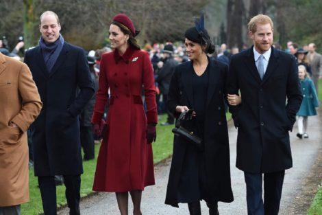 2 2 Wiliam chateado com os gastos excessivos de Harry e Meghan Markle