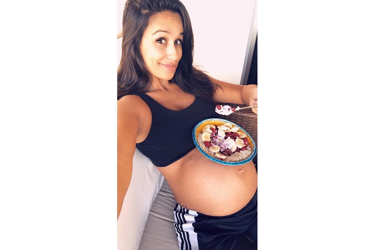 2 Rita Pereira Já Deu À Luz. Conheça O Nome Do Bebé