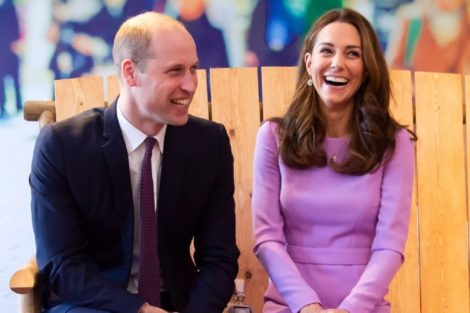 4 2 Kate e Wiliam não foram ao casamento da princesa Beatrice. Descubra o motivo