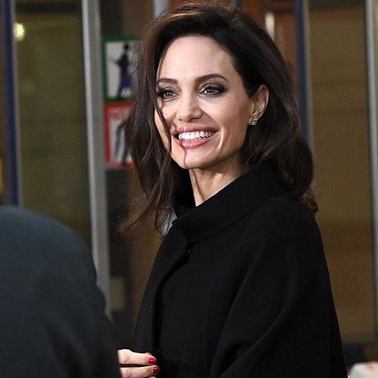 4 5 Depois de Brad Pitt, Angelina Jolie tem novo amor