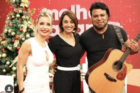 E9Cfc229 A8Ec 4118 9Bb2 8778B0139Aab Luciana Abreu Faz Furor Na Televisão Brasileira