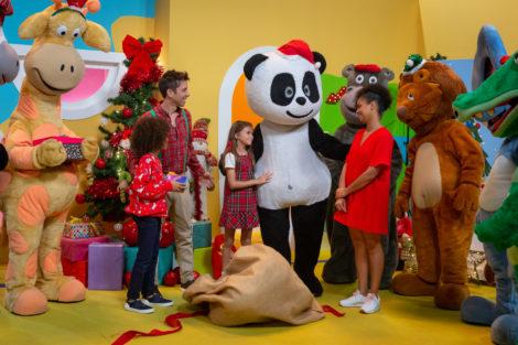 Escola Do Panda Ep. Natal 2 Canal Panda Com Programação Especial Para Este Natal