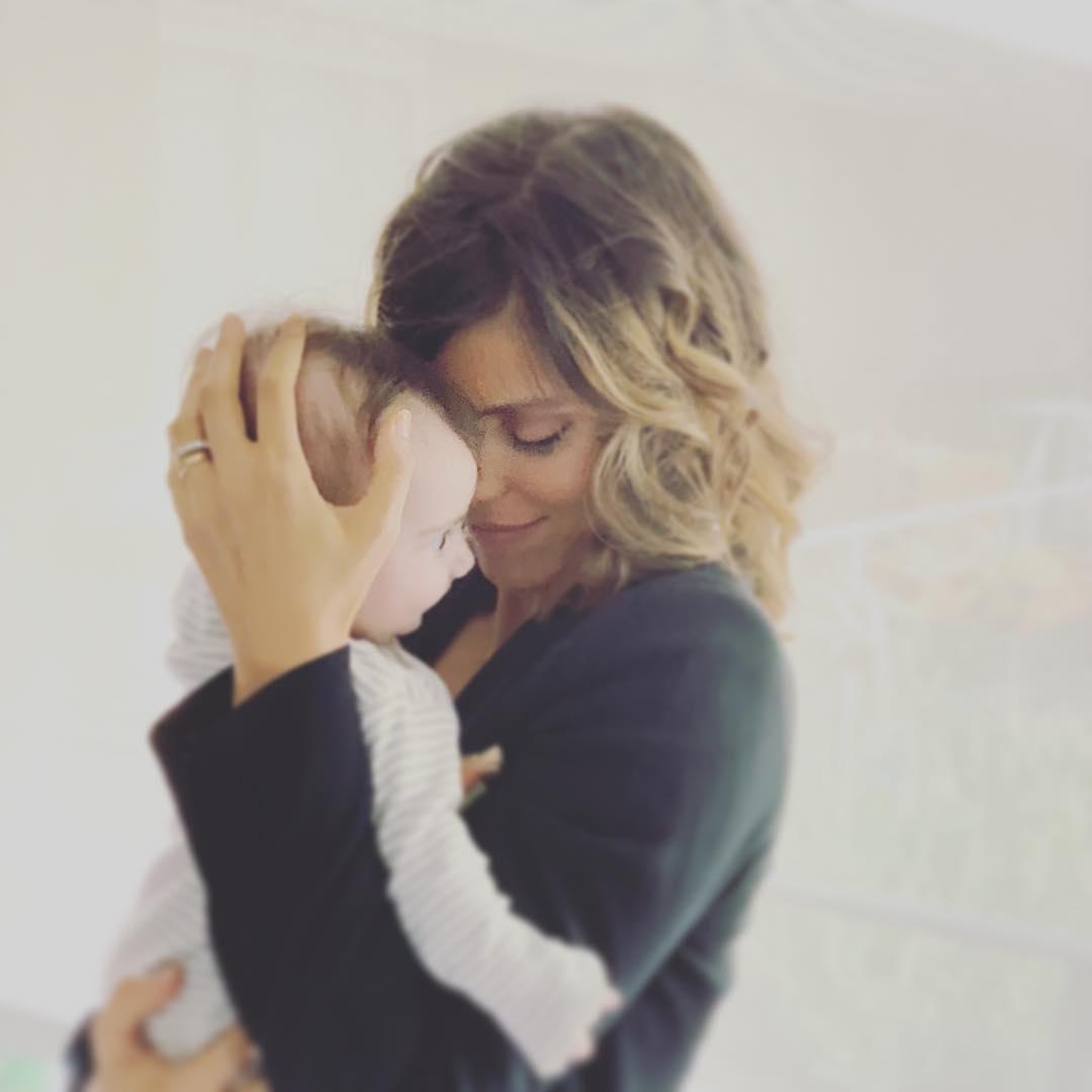 Andreia Rodrigues Alice 1 Andreia Rodrigues Escreve Texto Emotivo Sobre A Maternidade