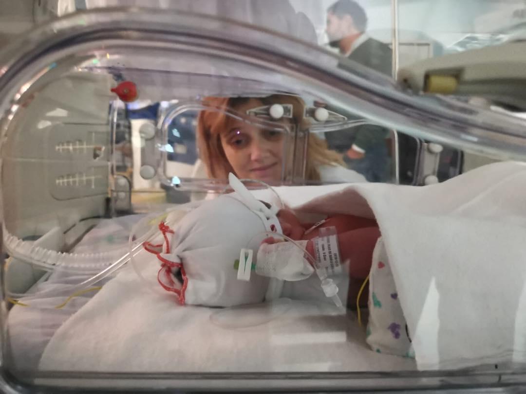 Carolina Deslandes Guilherme Filho De Carolina Deslandes Internado Na Neonatologia