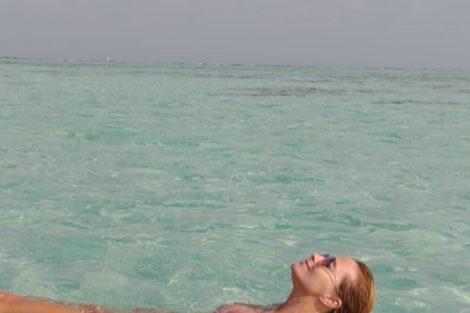 Cristina Ferreira Maldivas 1 1 Cristina Ferreira Em Biquíni Num Paraíso Chamado Maldivas