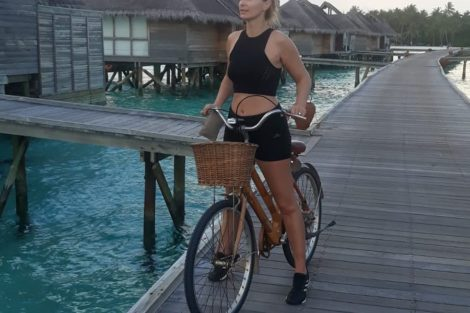 Cristina Ferreira Maldivas 10 Cristina Ferreira Em Biquíni Num Paraíso Chamado Maldivas