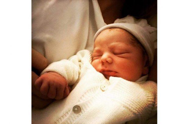 David Quinta Novo Nascimento: Maya Booth Já É Mãe