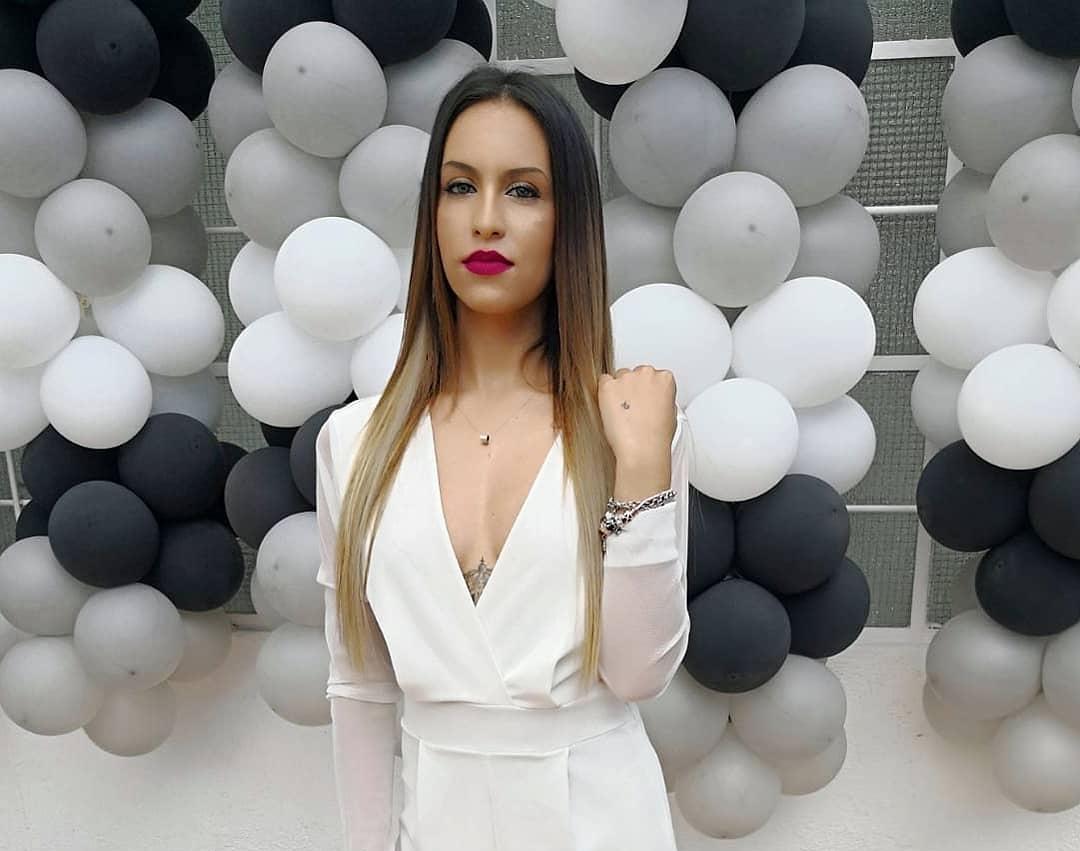 Kika Gomes Kika Gomes, Da 'Casa Dos Segredos', Está De Luto