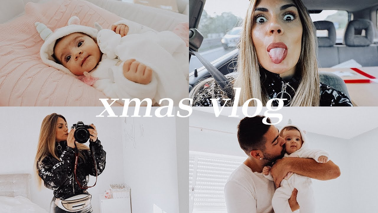 Liliana Filipa Video Natal Vídeo: Liliana Filipa &Quot;O Primeiro Natal Com A Nossa Bebézinha&Quot;