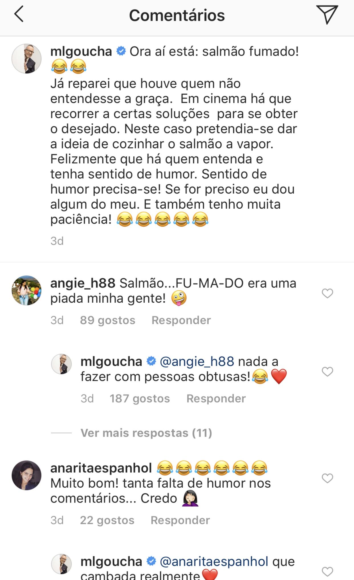 Manuel Luis Goucha Responde A Fa Goucha Responde A Fãs: «Nada A Fazer Com Pessoas Obtusas»