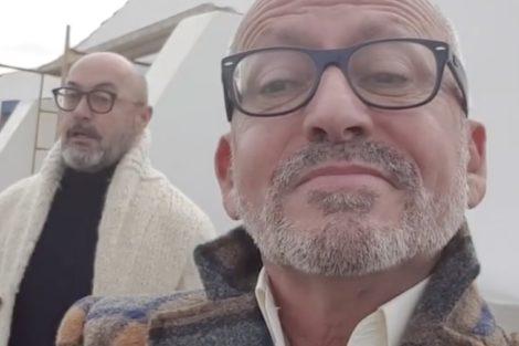 Manuel Luis Goucha Rui Oliveira Monte Goucha Revela Os Dois Primeiros Convidados Do &Quot;No Monte Do Manel&Quot;