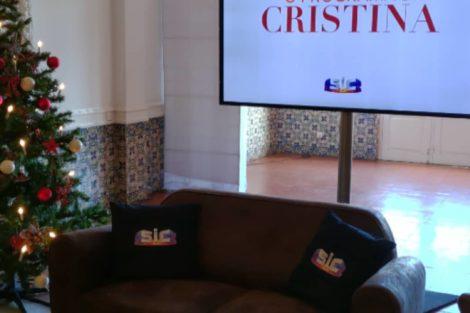 O Programa Da Cristina Apresentacao 7 Cristina Ferreira Estreia-Se Na Sic Já Amanhã