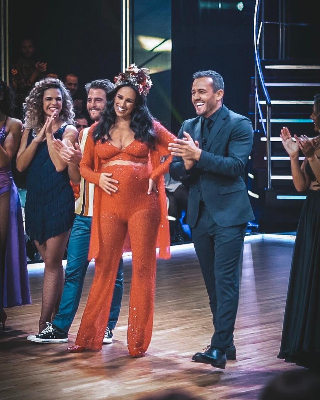 Rita Pereira Pedro Teixeira Danca Com As Estrelas 1 Dupla Expulsão Em 'Dança Com As Estrelas'. Conheça As Duplas