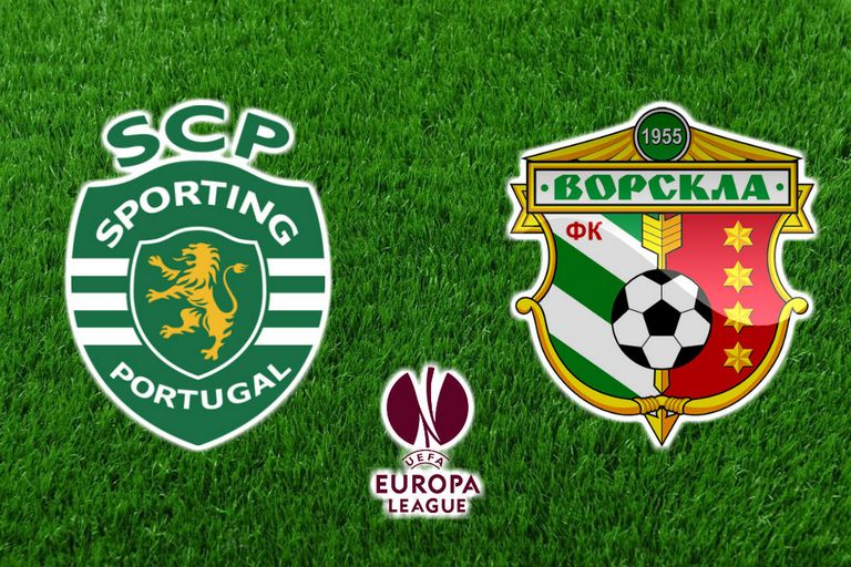 sporting vorskla direto europe league