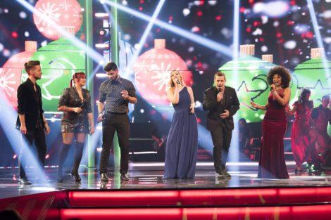 The Voice Portugal Natal 2018 13 The Voice Portugal Celebra Natal Com Gala Especial. Veja As Fotos