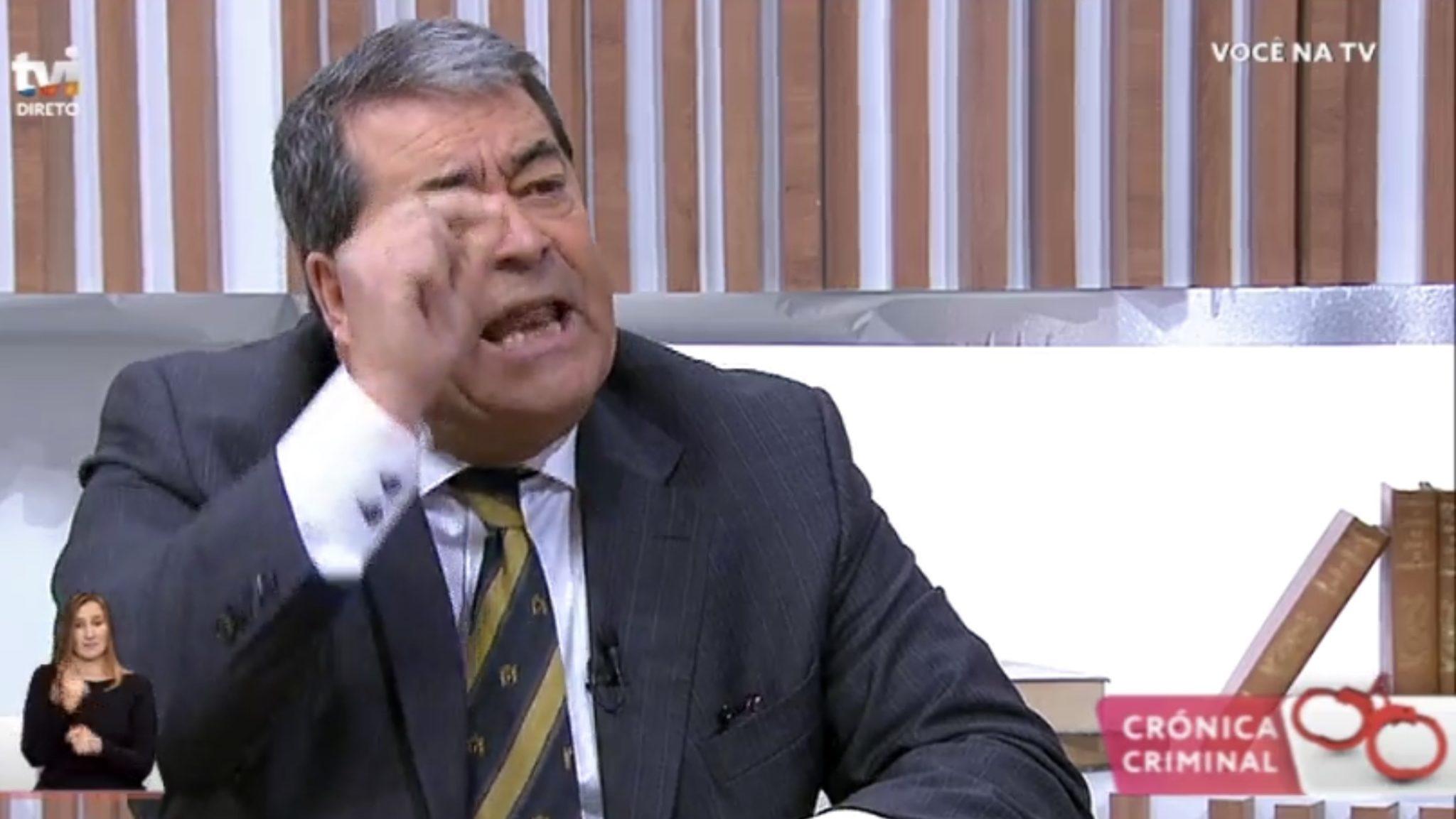 Fbfb49Fd A24E 4903 9223 30D2D893F233 &Quot;Estalinismo&Quot; E &Quot;Pretensos Democratas&Quot;. Marinho Pinto Comenta &Quot;Caso Mário Machado&Quot;