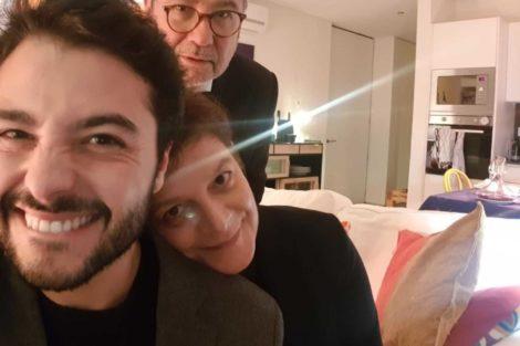 059b042a41b Júlia Pinheiro enaltece paciência do seu marido