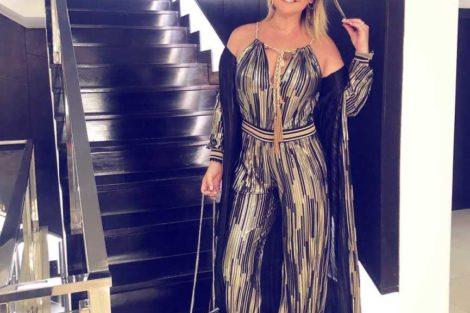 Katia Aveiro Os Looks Dos Famosos Na Entrada De 2019
