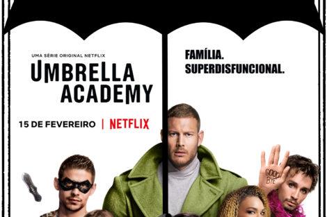 Tua Vertical Safe Dated Pre Pt Pt Veja O Novo Trailer De «Umbrella Academy»