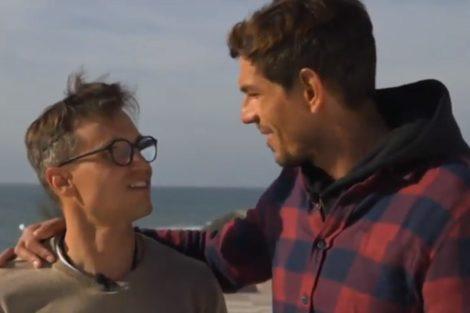 Tiago E Dave O Carro Do Amor: Depois De Dave, Também O Irmão Anda À Procura Do Amor