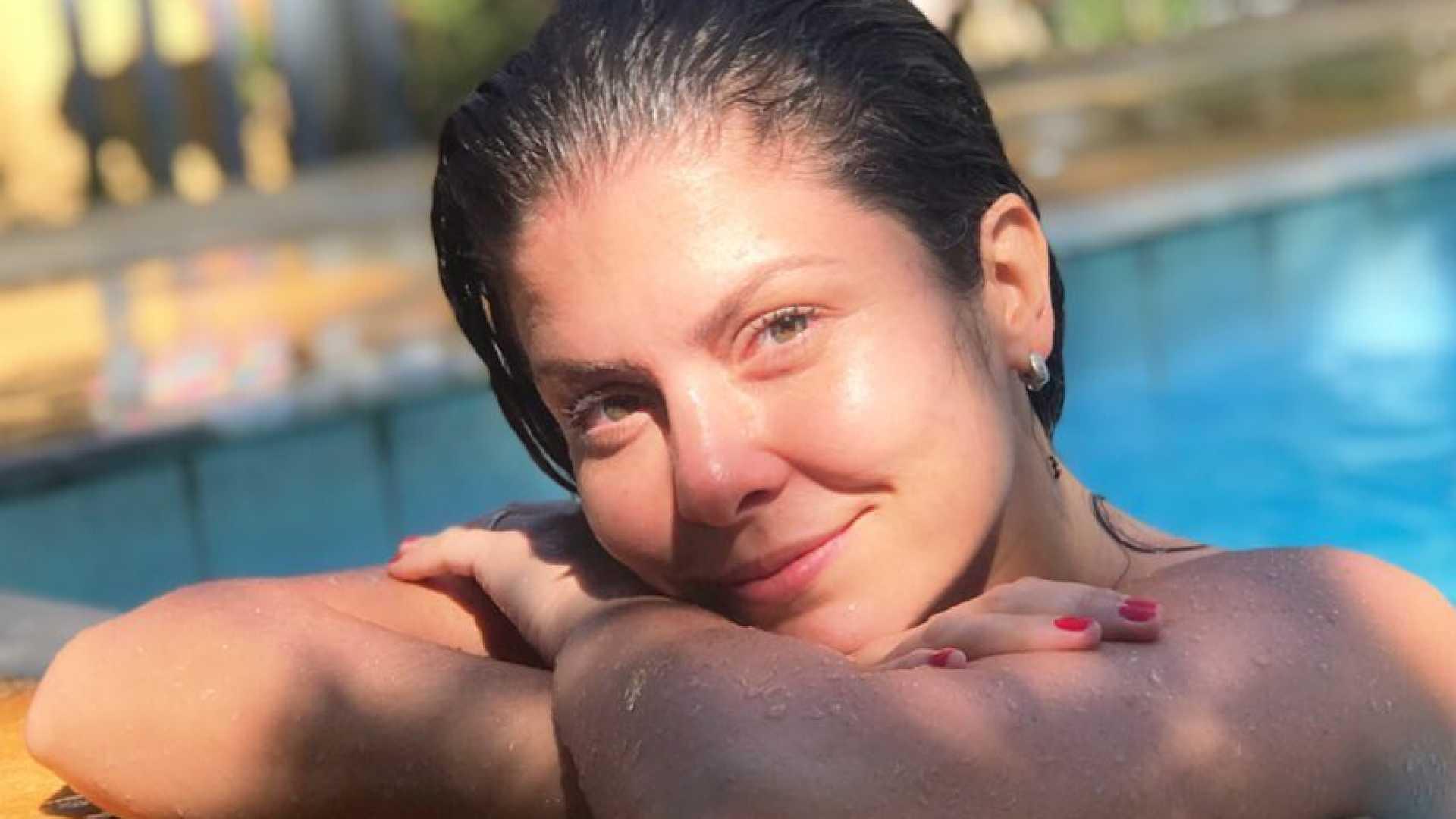 Bárbara Borges Bárbara Borges Dá Testemunho Sobre O Alcoolismo