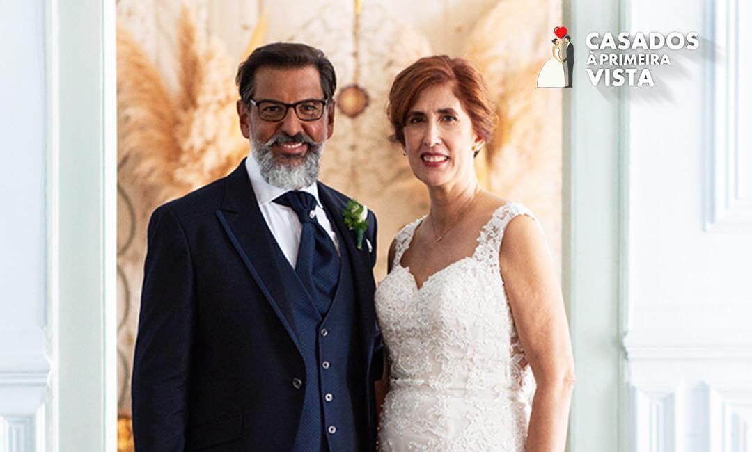 Casados A Primeira Vista Jose Luis Graca Casados À Primeira Vista: Luís E Graça Assinam O Divórcio