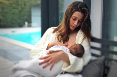 claudia borges Cláudia Borges desvenda truque para cólicas dos bebés