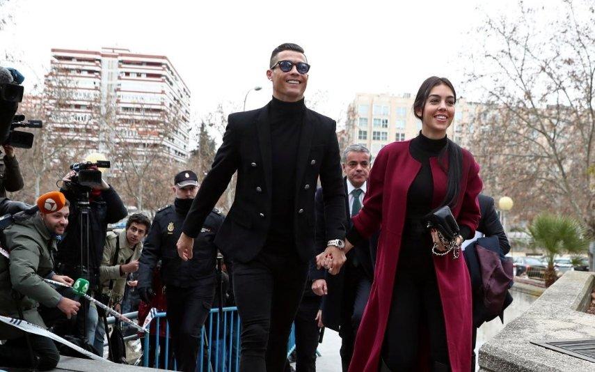 Cristiano Ronaldo Espanha Tribunal 1 Georgina Rodriguez Gere Novo Negócio De Cristiano Ronaldo: Saiba Porquê