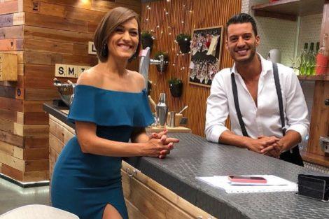 Fatima Lopes Ruben Rua First Date Última Emissão De 'First Dates' Perde Em Horário Nobre