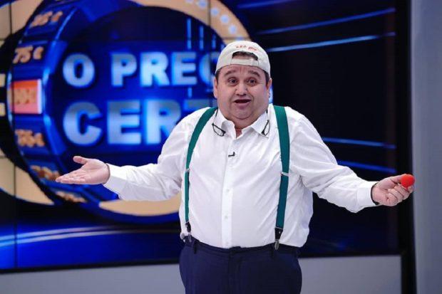 Fernando Mendes, O Preço Certo, Rtp1