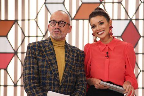 Goucha E Maria Um Mês Depois Da Estreia, 'Você Na Tv' Sofre Primeira Alteração