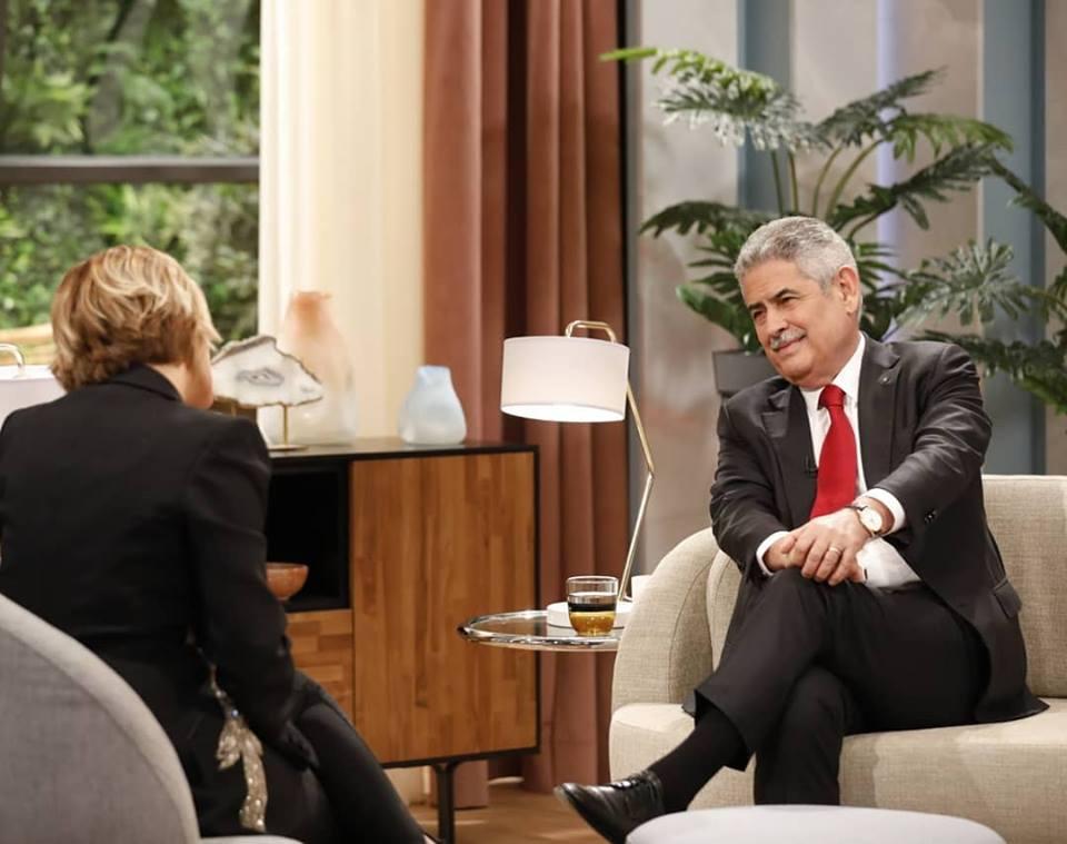 Lfv Entrevista De Vieira A Cristina Ferreira Gera Desconforto No 'Você Na Tv'