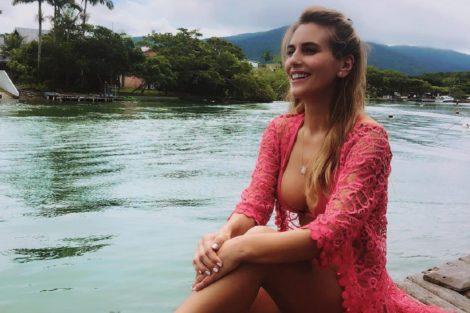 Liliana Santos 1 Cópia Que &Quot;Mulher Divinal&Quot;! Fãs De Liliana Santos Maravilhados Com Boa Forma Física Da Atriz