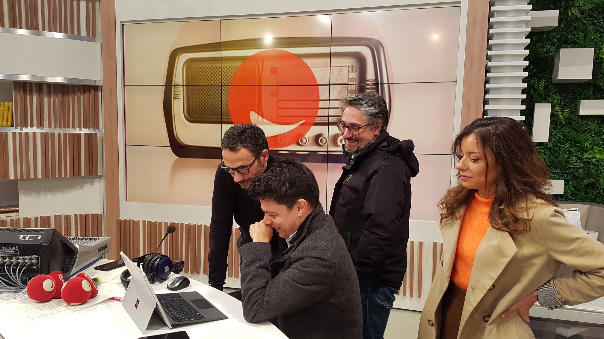 """Rádio Comercial Você Na Tv 40 Anos De Comercial Celebrados No """"Jornal Das 8"""""""