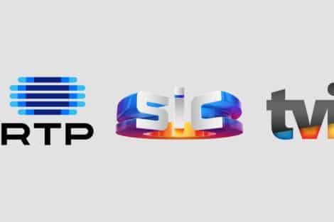 RTP SIC TVI Audiências
