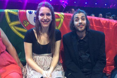 Salvador Sobral Luisa Sobral &Quot;Finalmente Juntos&Quot;: Luísa E Salvador Sobral Dão Concerto Juntos A Partir De Casa