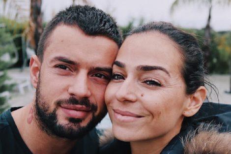 Vanessa Martins Marco Costa Marco Costa Assustado Com Incêndio Junto À Sua Casa