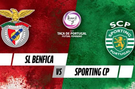 Benfica Sporting Taça De Portugal: Benfica X Sporting Em Direto Na Rtp1