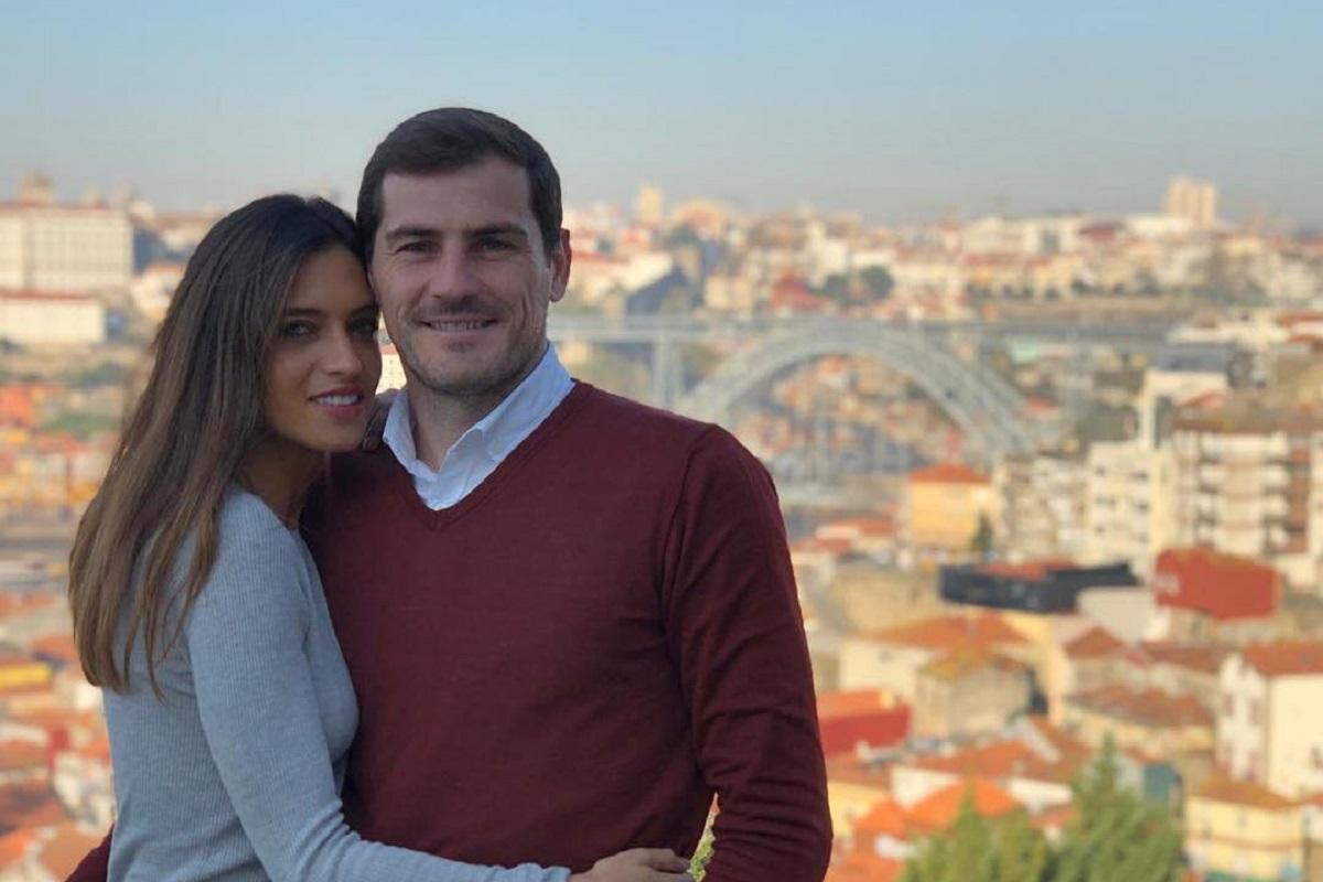 Casillas Sara Carbonero Mulher De Iker Casillas Regressa A Espanha Após Três Anos Em Portugal