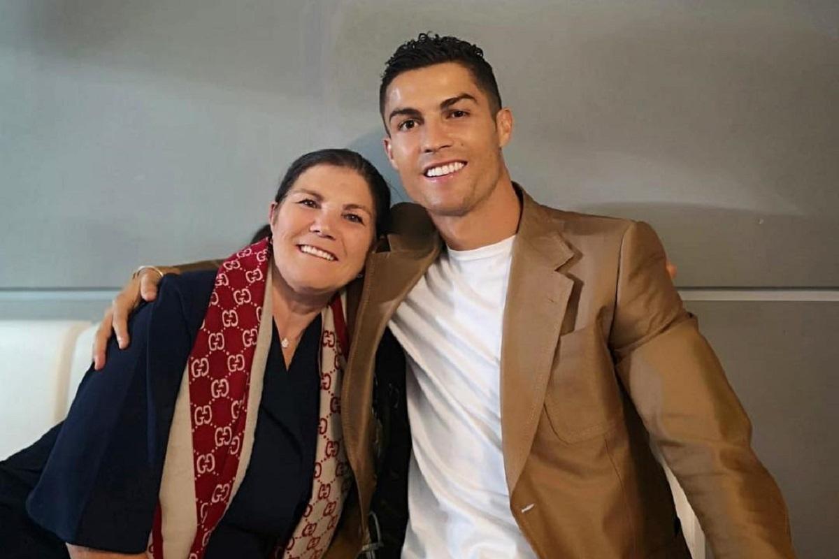 Para o bem de Dolores! Cristiano Ronaldo proíbe a mãe de o ver a jogar futebol