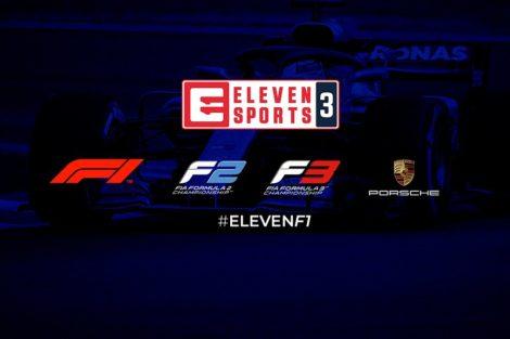 Eleven Sports F1 Eleven Sports Anuncia Canal Dedicado Ao Desporto Automóvel