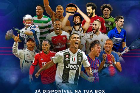 Eleven Sports Nos Meo Vodafone Nowo Oficial. Eleven Sports Disponível Em Todos Os Operadores De Tv Em Portugal