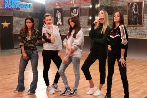 Lip Sync Carolina Patrocínio Volta Ao 'Lip Sync' Com As Colegas Do 'Fama Show'