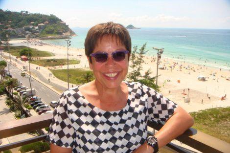 Maria Vieira Maria Vieira Ataca Colega: &Quot;Fiquei Com A Certeza Que É Alguém Seriamente Perturbado&Quot;