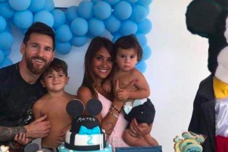 messi Lionel Messi virou meme por causa de um Mickey