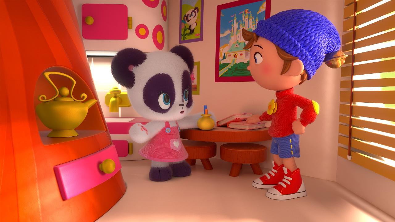 Noddy Canal Panda 'Noddy' Está De Regresso Ao Canal Panda
