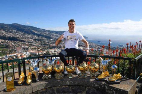 Ronaldo 1 Irmã De Ronaldo Declara-Se Ao Jogador: &Quot;A Pessoa Mais Fantástica Que Conheci Na Vida&Quot;