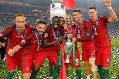 Seleção Portugal Euro Sporttv Garante Direitos De Transmissão Do Euro 2020